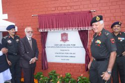 ARMY LAW COLLEGE PUNE INAUGRATION CEREMONY :16.07.2018