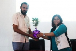 GUEST LECTURE ON BUSINESS DYNAMICS IN 21ST CENTURY BY MR.ASHISH KUMBHARE (29.02.2020)