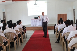 GUEST LECTURE ON DEATH PENALTY IN INDIA BY DR.ADV.MAHESH DESHPANDE (13.02.2020)