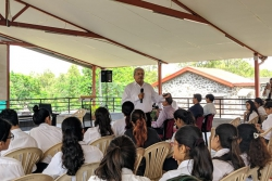 GUEST LECTURE ON LIFE AND CAREER MANAGEMENT BY MR. VIVEK PHADKE (28.09.2019)