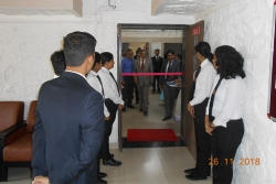 INAUGRATION OF LEGAL AID CENTER 2018