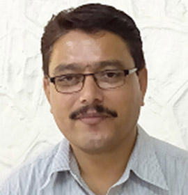 3) Dr. Amit Kashyap