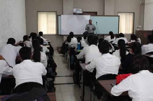 Guest Lecture Avenues in Finance 27July 2019 Dr. Pankaj Sharma