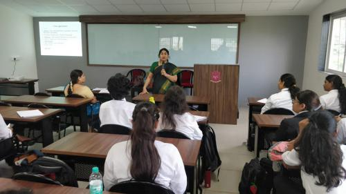 Guest Lecture by Dr. Jyoti Bhakare - 11 Sept 2018